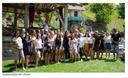 Ein Gruppenfoto der Teilnehmer an der Georgien Exkursion im Jahr 2019