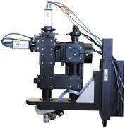 Funktionsmuster des Mikroskops mit inkohärenter strukturierter Beleuchtung