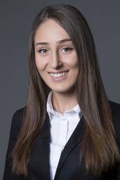 Silia Kelesidis, Praxissemester in der Geschäftsstelle bei der Lebenshilfe Ludwigsburg
