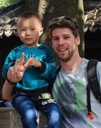 Stefan Sommer - Auslandspraktikum in Volksrepublik China