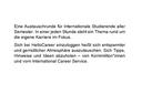 Das Bild zeigt eine Beschreibung des Angebots HelloCareer