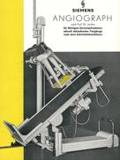 Product brochure of the Angiograph from 1951
