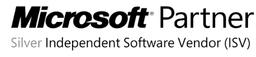 Microsoft Silver Independent Software Vendor (ISV) logo
