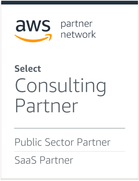 AWS Public Sector Partner program badge