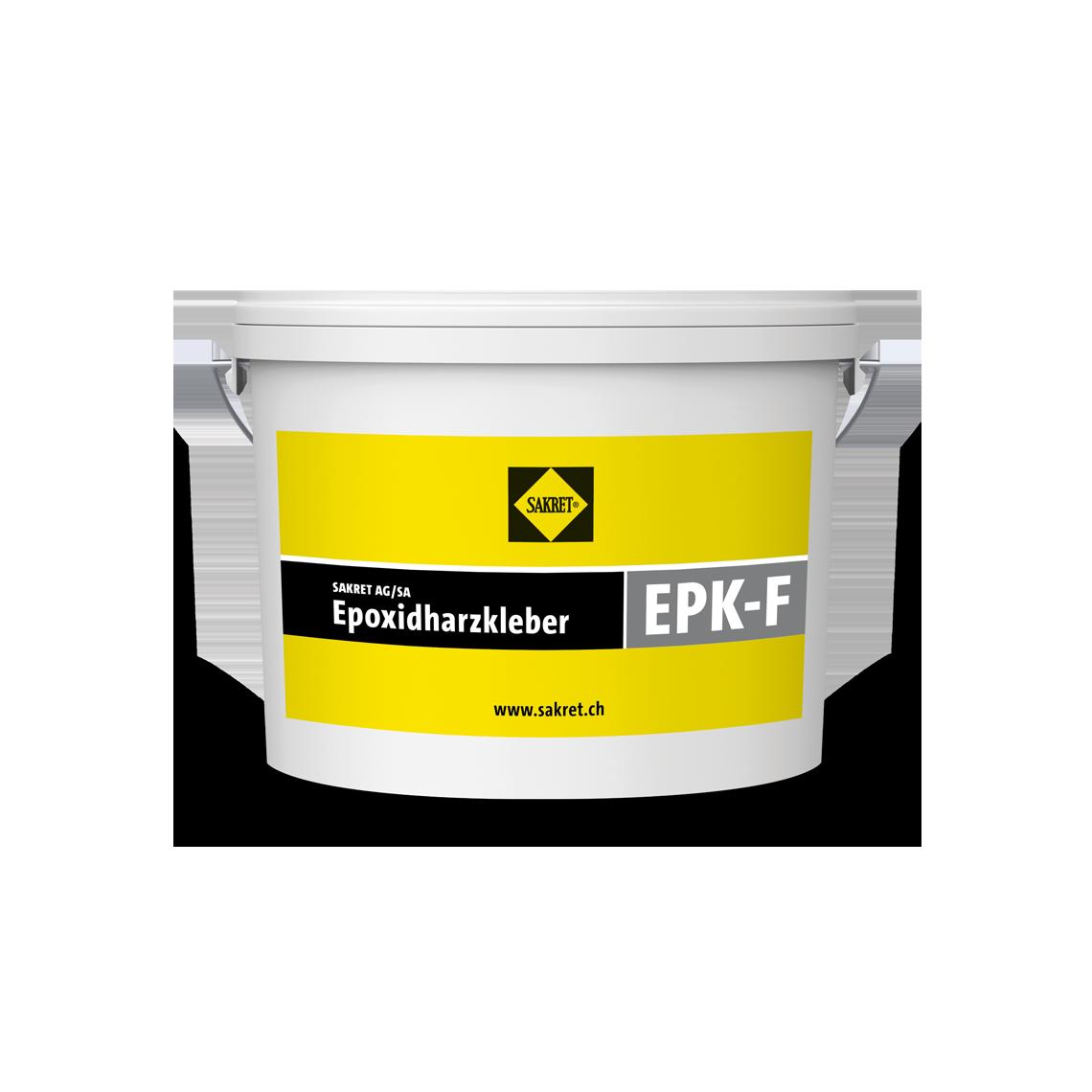 SAKRET Schweiz Epoxidharzkleber EPK-F