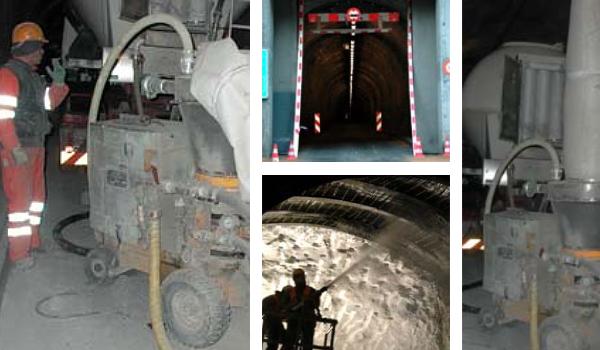 Alte Referenzen | Tunnel Tunnel Munt La Schera