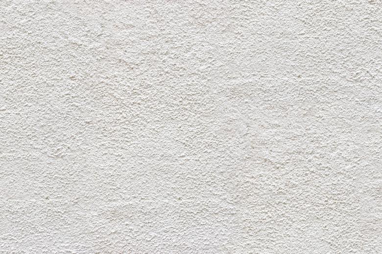 Gipsputz im Innenbereich als Hintergrund für Wandfliesen