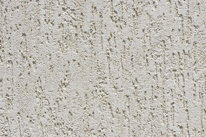 Zementputz im Innenbereich als Hintergrund für Wandfliesen