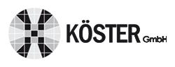 Köster GmbH Fachhandwerkerbetrieb Logo