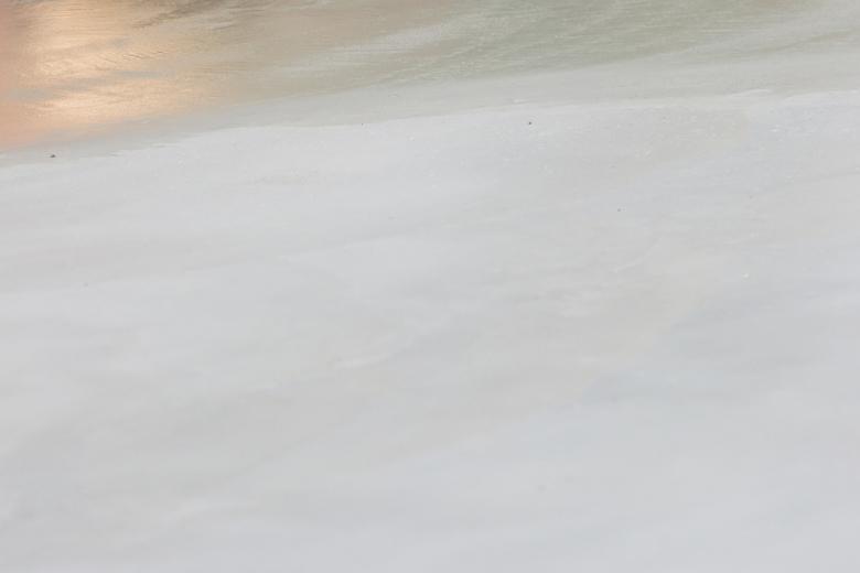 Bodenuntergrund Calciumsulfatestrich für Fliesenlegen im Innenberereich