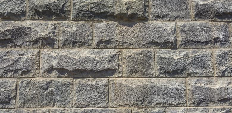 Basalt für die Natursteinmauer