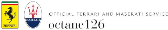octane126 Logo