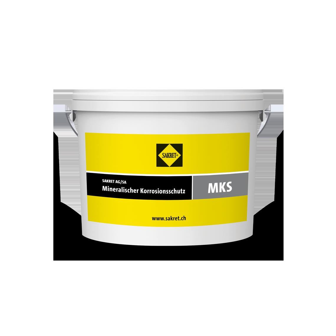 SAKRET Mineralischer Korrosionsschutz MKS