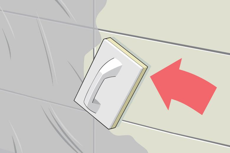 Fliese auf Fliese verlegen Anleitung - Abwaschen des Belags