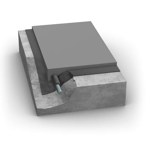 SAKRET PCC-Instandsetzungssystem |1-komponentig | Schichtaufbau