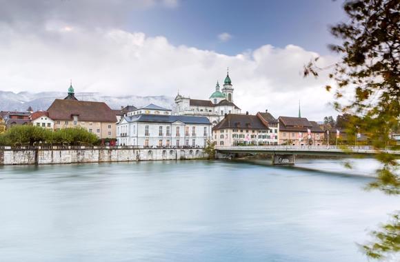 SAKRET Schweiz Solothurn für Kachel