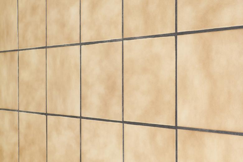 Bestehende Fliesen im Innenbereich als Hintergrund für Wandfliesen