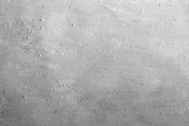 Betonuntergrund im Innenbereich als Hintergrund für Wandfliesen