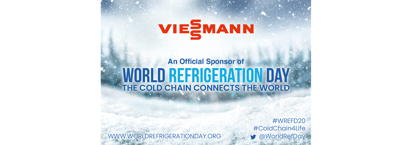 Viessamann @ World Refrigeration Day