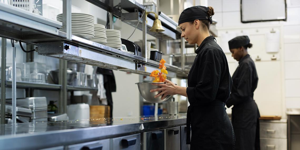 Commercial Kitchen UK 2021