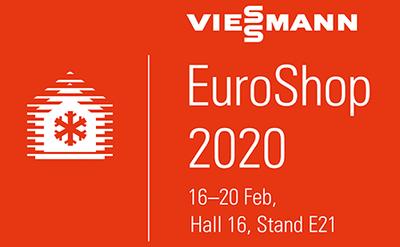 Viessmann @ EuroShop 2020