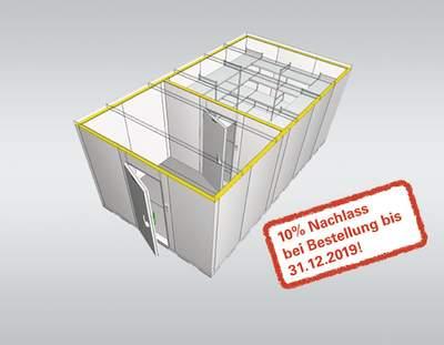 Kombi-Kühlzelle