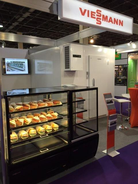 Viessmann refrigeration systems at Sirha in March 2018