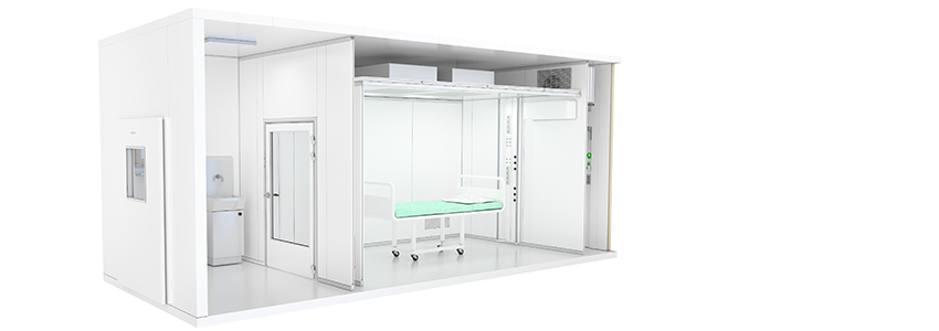 Viessmann intensive care units