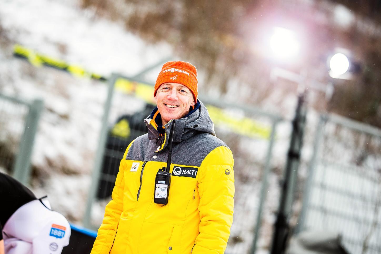 Das Bild zeigt Lasse Ottesen.
