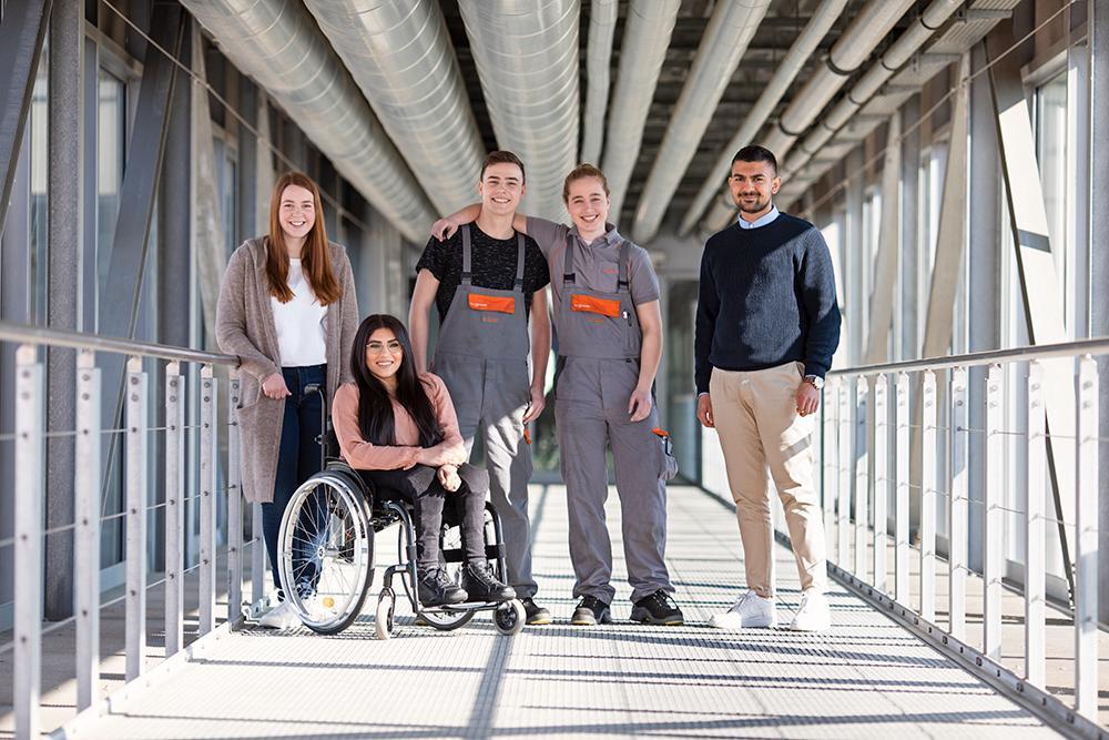 Apprenticeship and dual studies at Viessmann