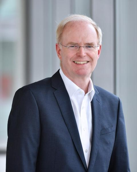 The picture shows CEO Joachim Janssen