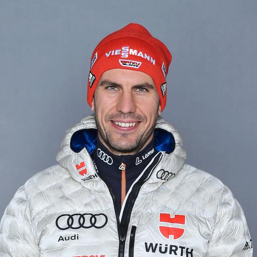 The image shows Arnd Peiffer.