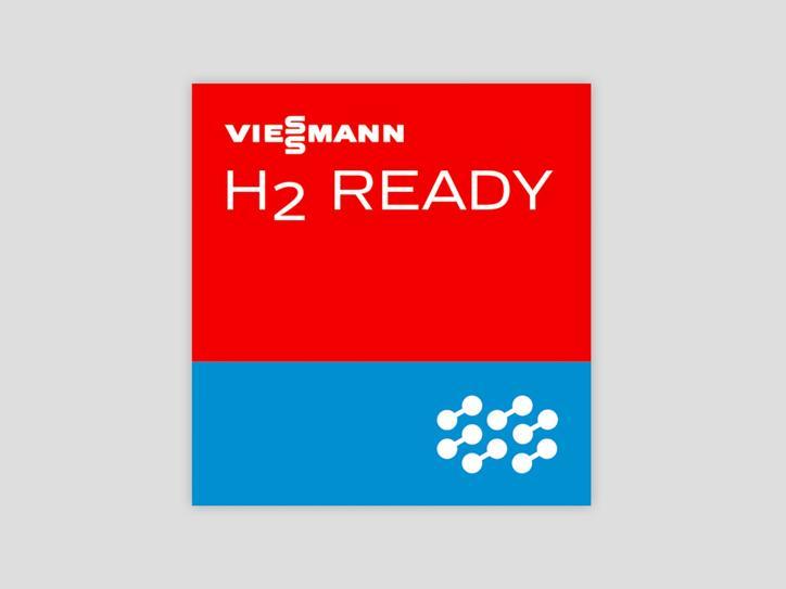 Viessmann als Innovationsführer beim Thema Wasserstoff.