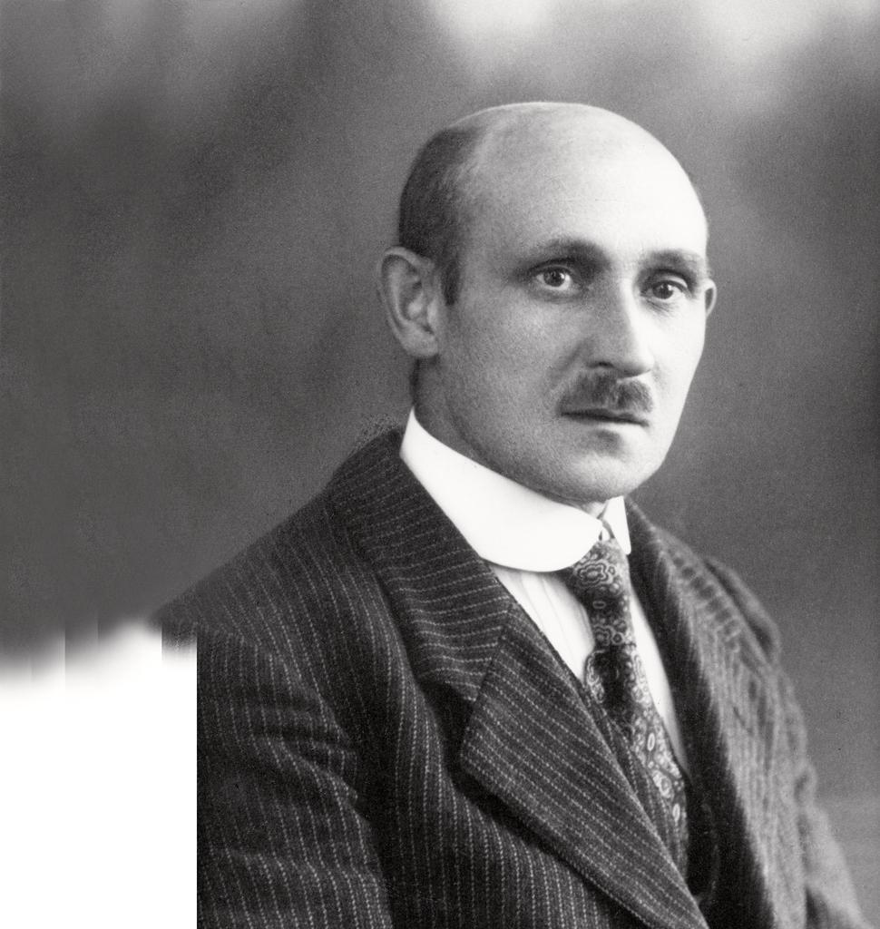 The image shows Johann Viessmann.