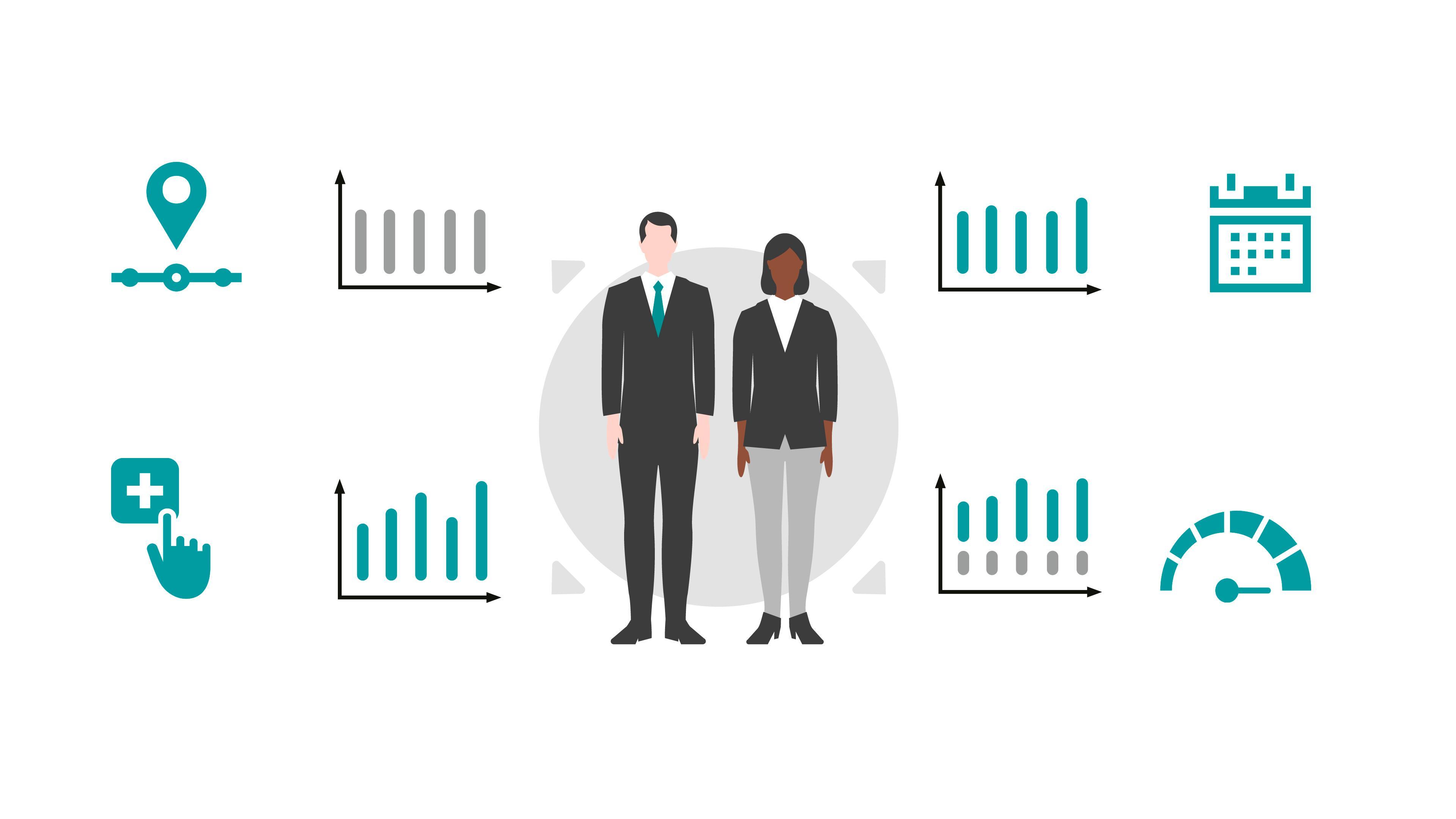 Financing Graphic Digital