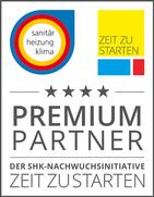 Premium Partner der SHK-Nachwuchsinitiative