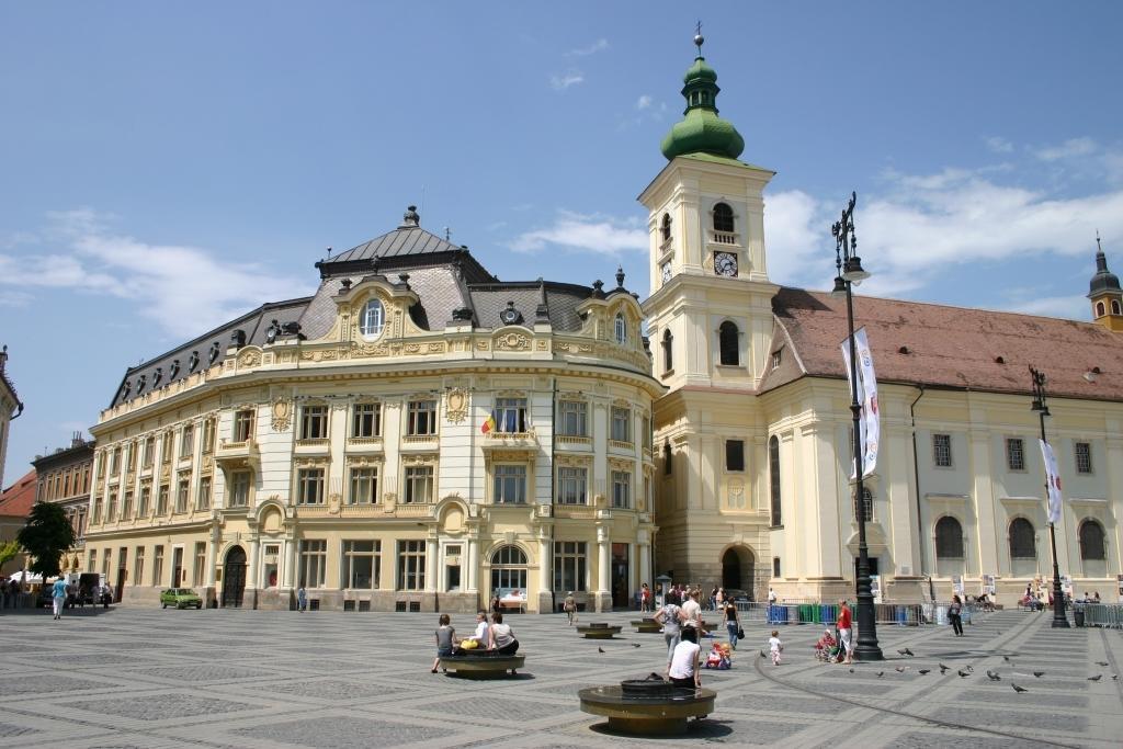 Altstadt von Sibiu