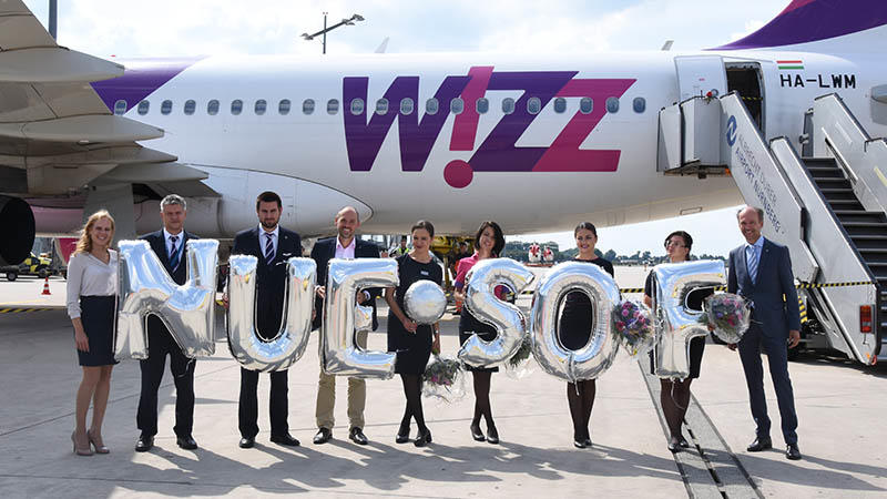 New Flights To Sofia Wizz Air Further Expands Offering From Nuremberg