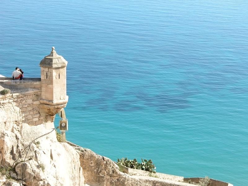 Alicante santabarbara