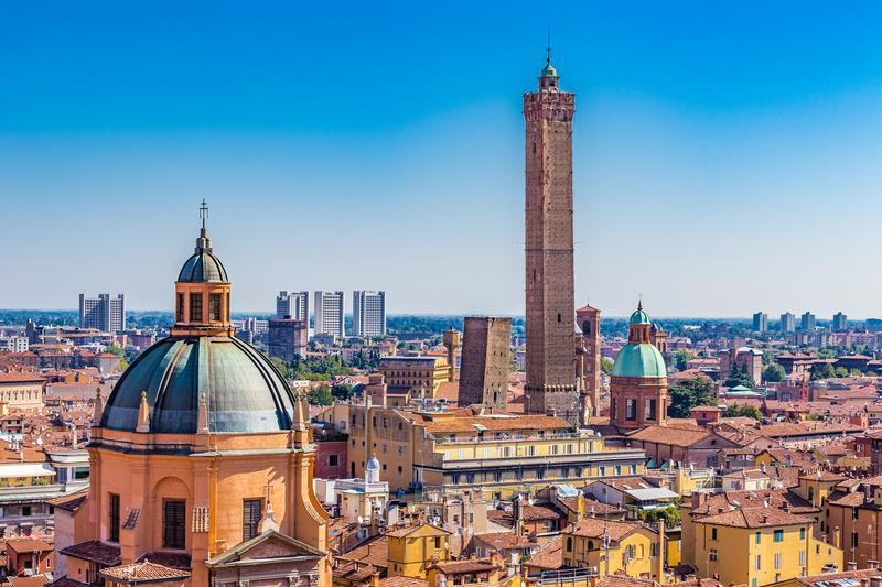 Bologna  shutterstock 481223416