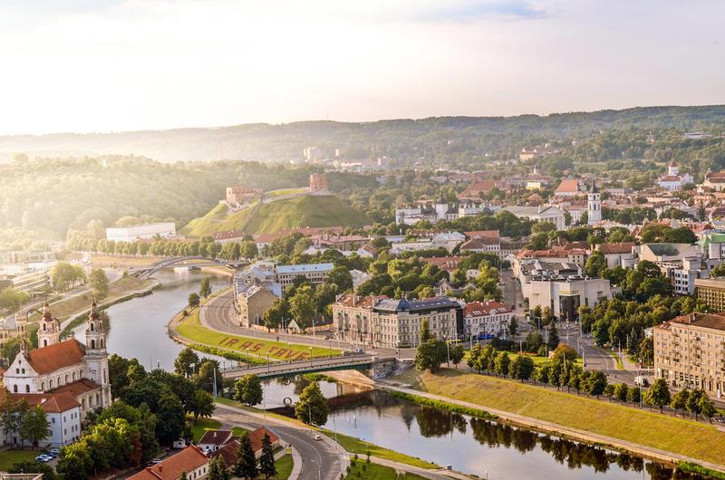 Vilnius shutterstock 303935996