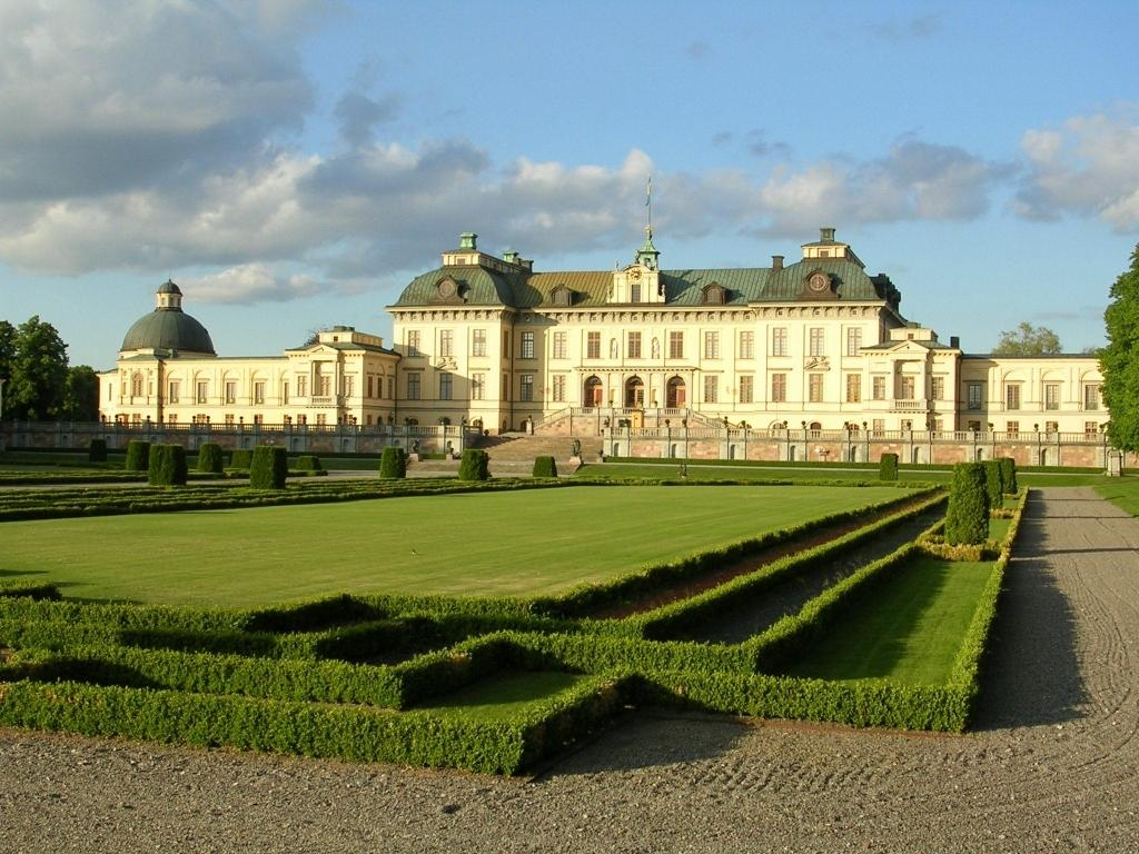 Schloss Drottningholm in Stockholm