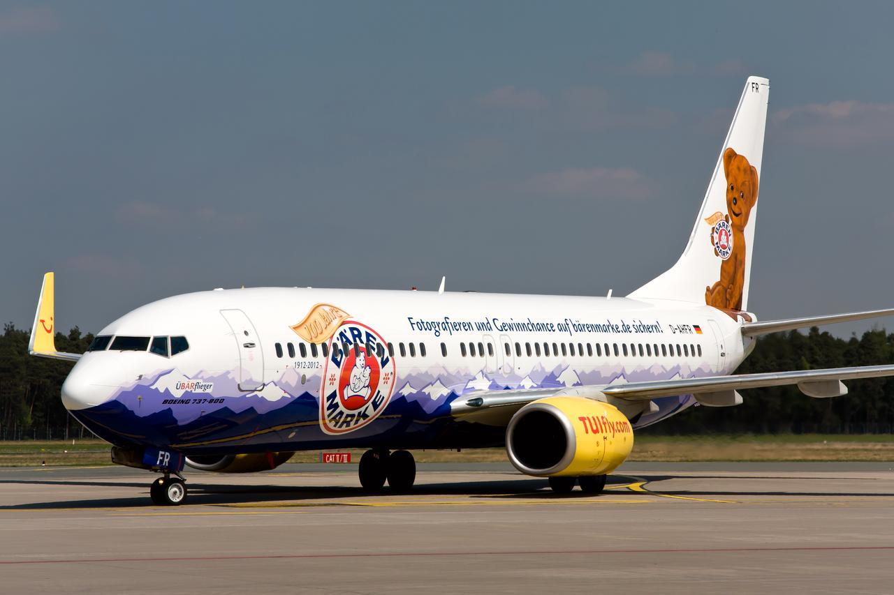 Modell: Boeing 737, Jahr: 2012