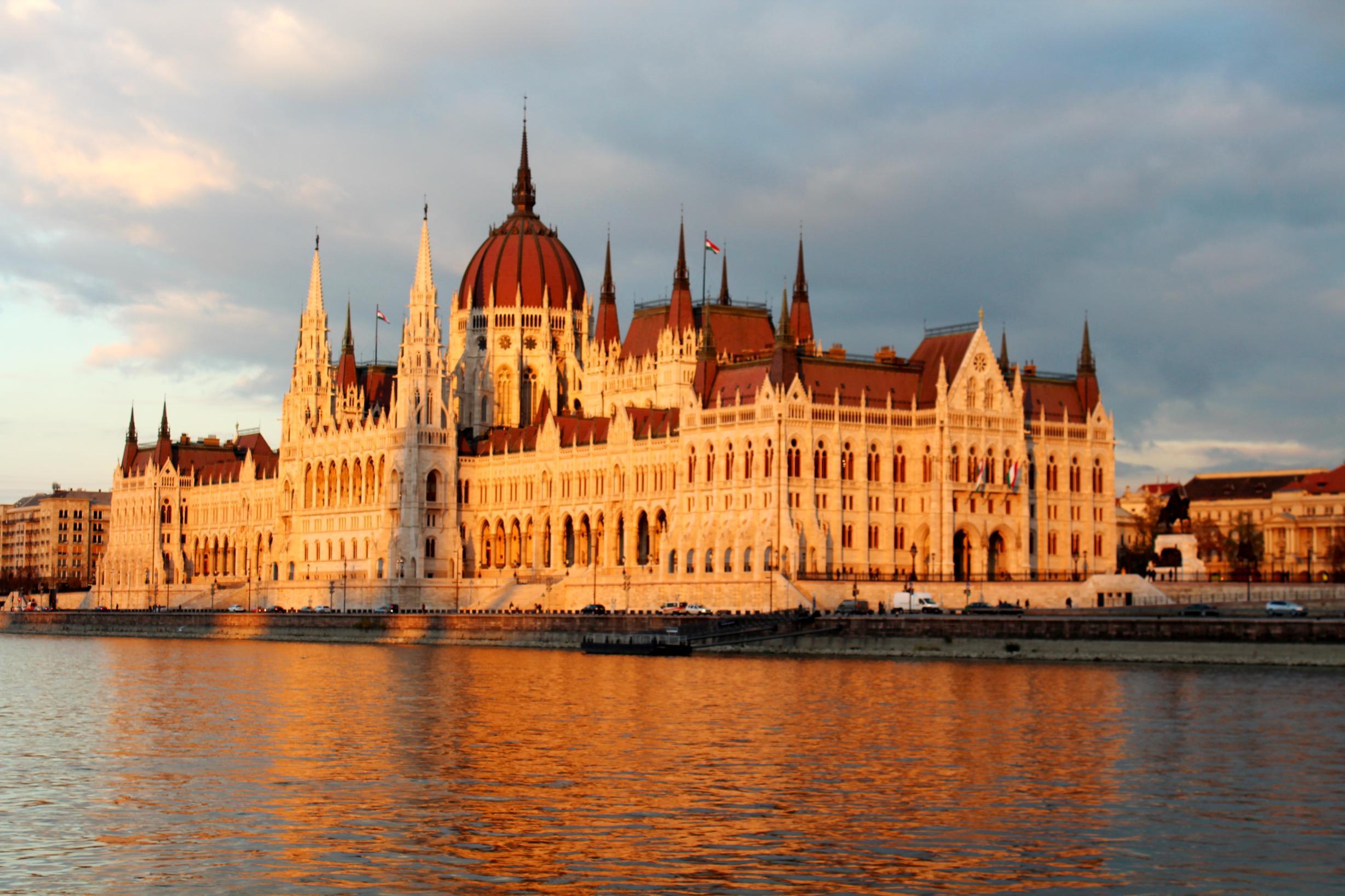 Das Parlamentsgebäude