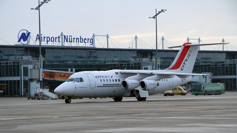 Erstflug Nach London City Mit Air Francecityjet Direkt Ins