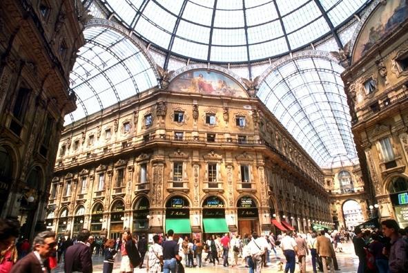 Mailand galleriavittorioemanuele