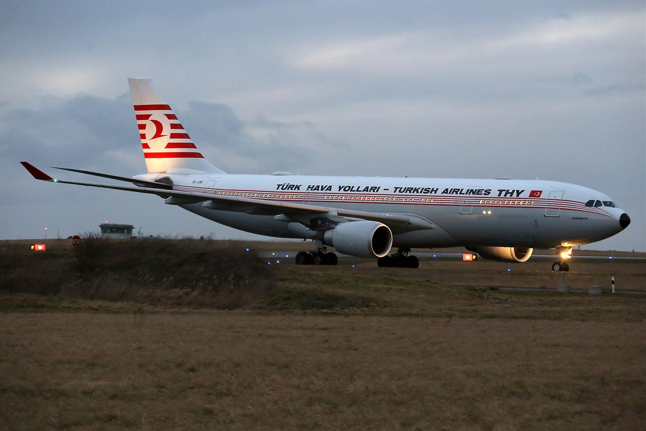 Modell: Airbus A330, Jahr: 2020