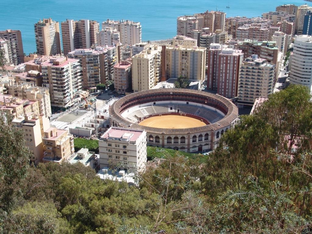 Arena in Malaga