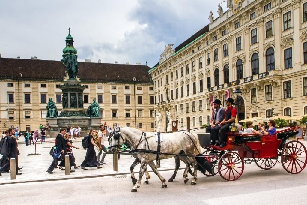 Kutschfahrt in Wien