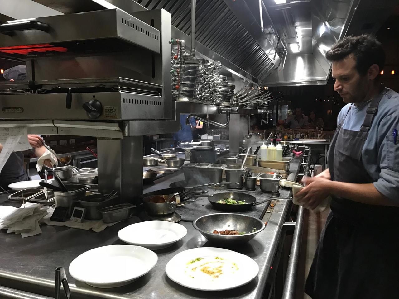 Küche im claro;